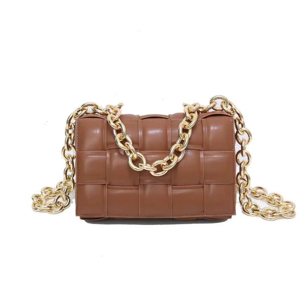 Sielo Chain Bag Tan