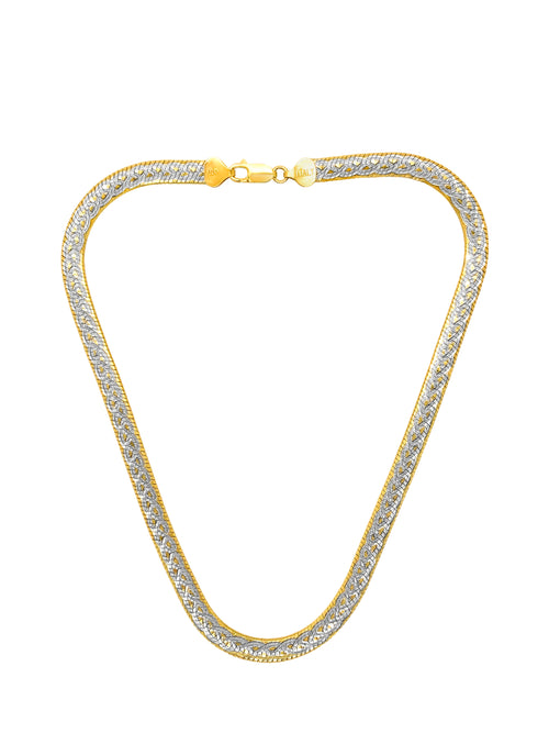 Eros Herringbone Necklace
