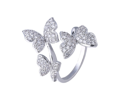 Butterfly Heaven Ring