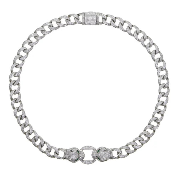 Jagger Cuban Necklace