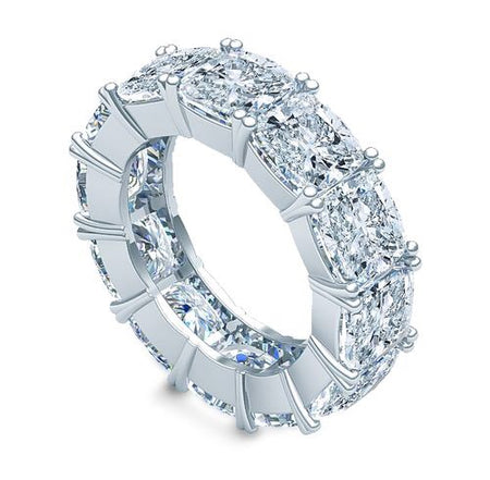 Halo Cushion Ring