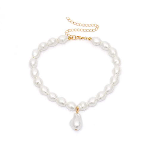 So Paris Pearl Choker