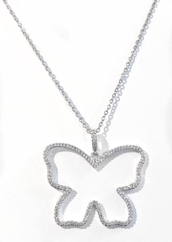 Magic Butterfly Necklace