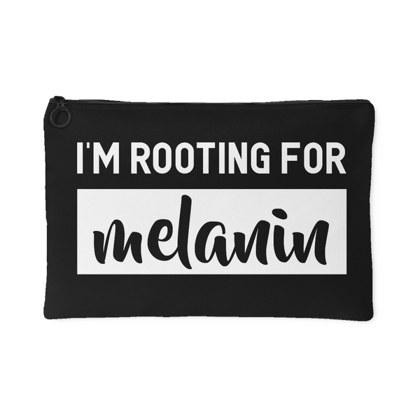 I'm Rooting For Melanin Essentials Pouch