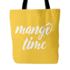 Mango Time Market Tote - celebrating families of color | black owned