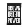 Brown Girl Power Essentials Pouch - celebrating families of color | black owned