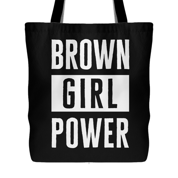 Brown Girl Power Tote