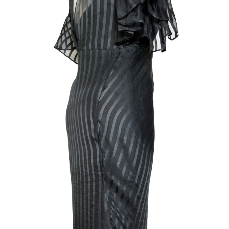1930s Old Hollywood Gown - Sweet Disorder Vintage