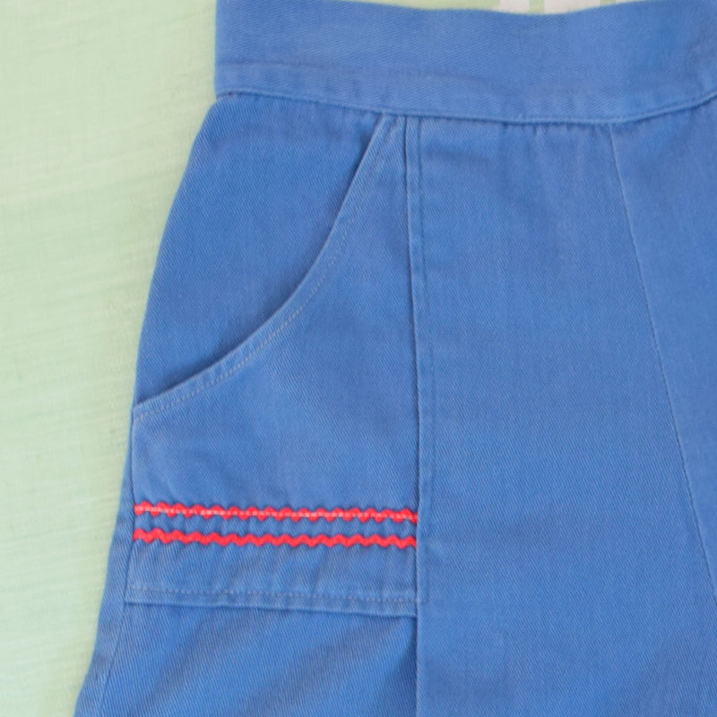 1940s Nautical Style Shorts - Sweet Disorder Vintage