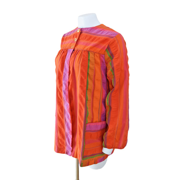1970s Beach Jacket - Sweet Disorder Vintage