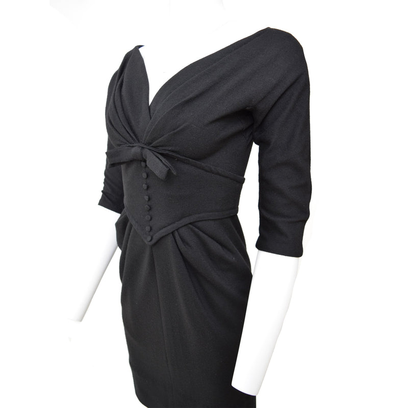 1960s Wiggle Dress - Sweet Disorder Vintage