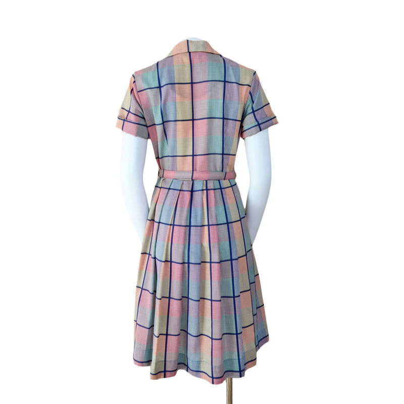 1970s Shirtwaist Dress - Sweet Disorder Vintage