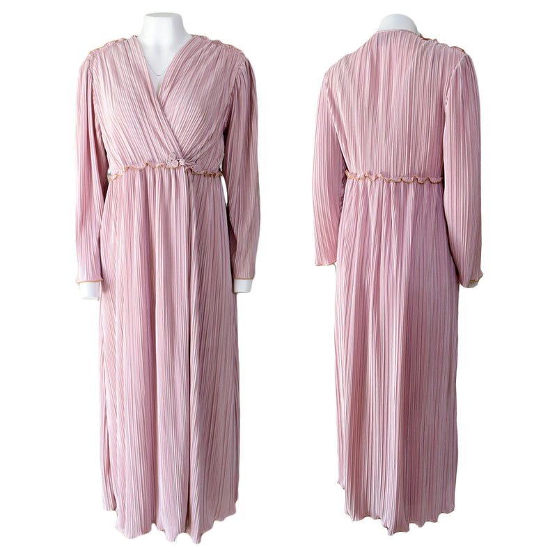 1980s Mary McFadden Dress & Duster Set - Sweet Disorder Vintage