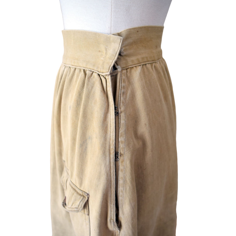 Early Denim Skirt - Sweet Disorder Vintage