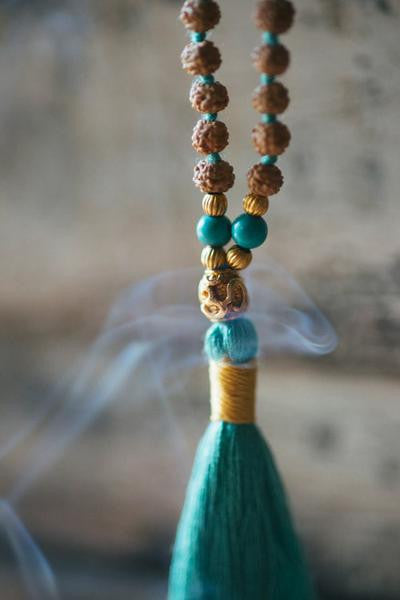 Activating your mala