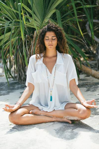 Using your mala