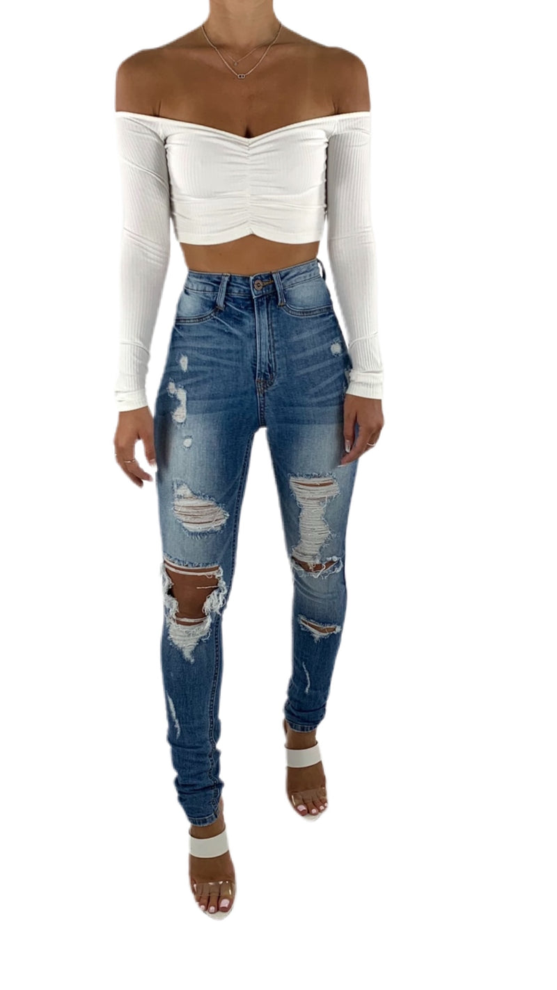 CLARITY JEANS
