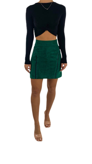 Emerald Gem Skirt