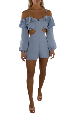 Blues Romper