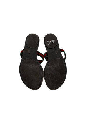 Gucci GG Thong Sandals