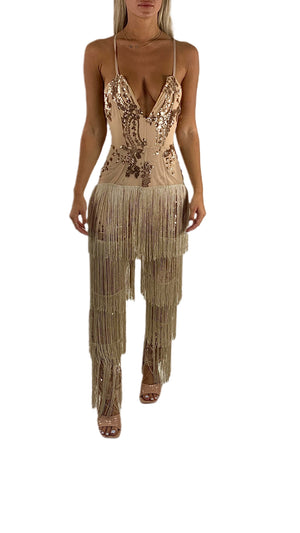 Fringe Jumper by Naked Bodyz