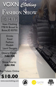 Fall Fashion Show// What to Expect