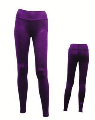 Voxn - Purple Yoga Pant Leggings in Downtown Boise