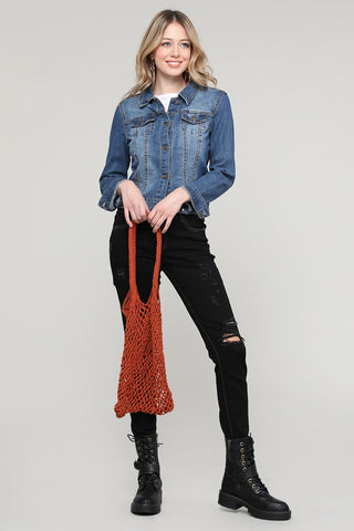 Denim Days Jacket