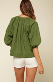Green Top Back