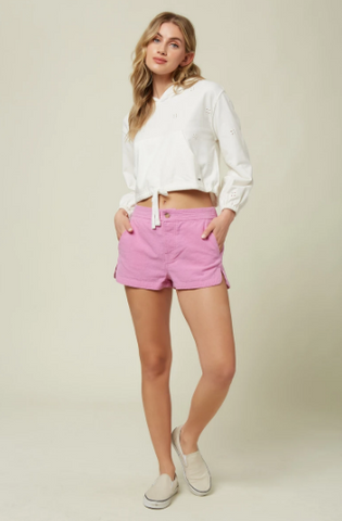 Boardshorts Pink Front