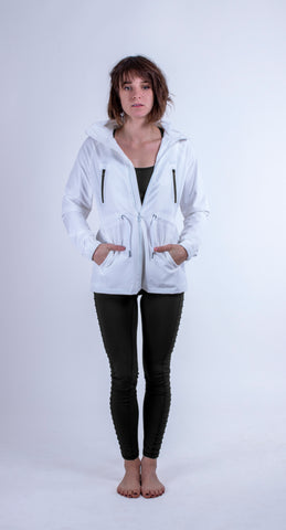 Voxn Weathered White Jacket