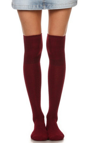 High Thigh Socks
