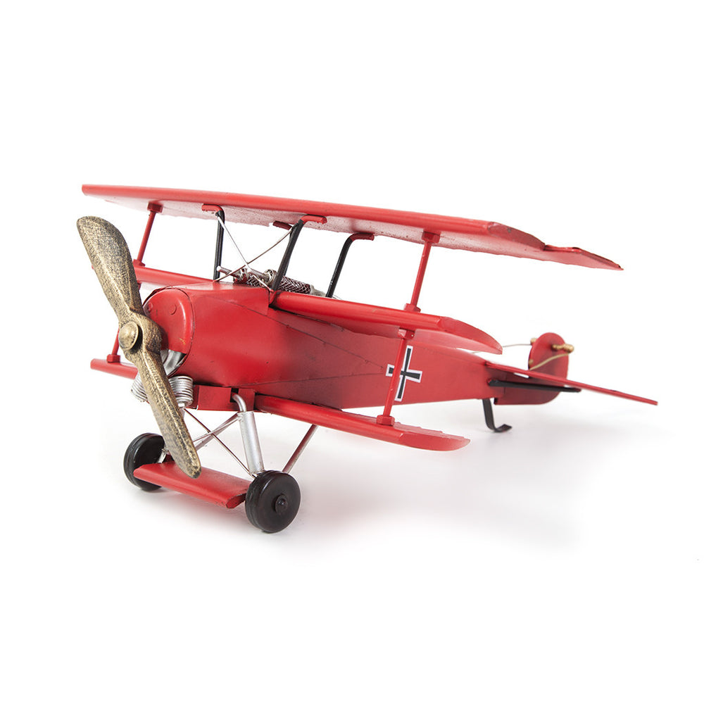 Red Baron Model Plane