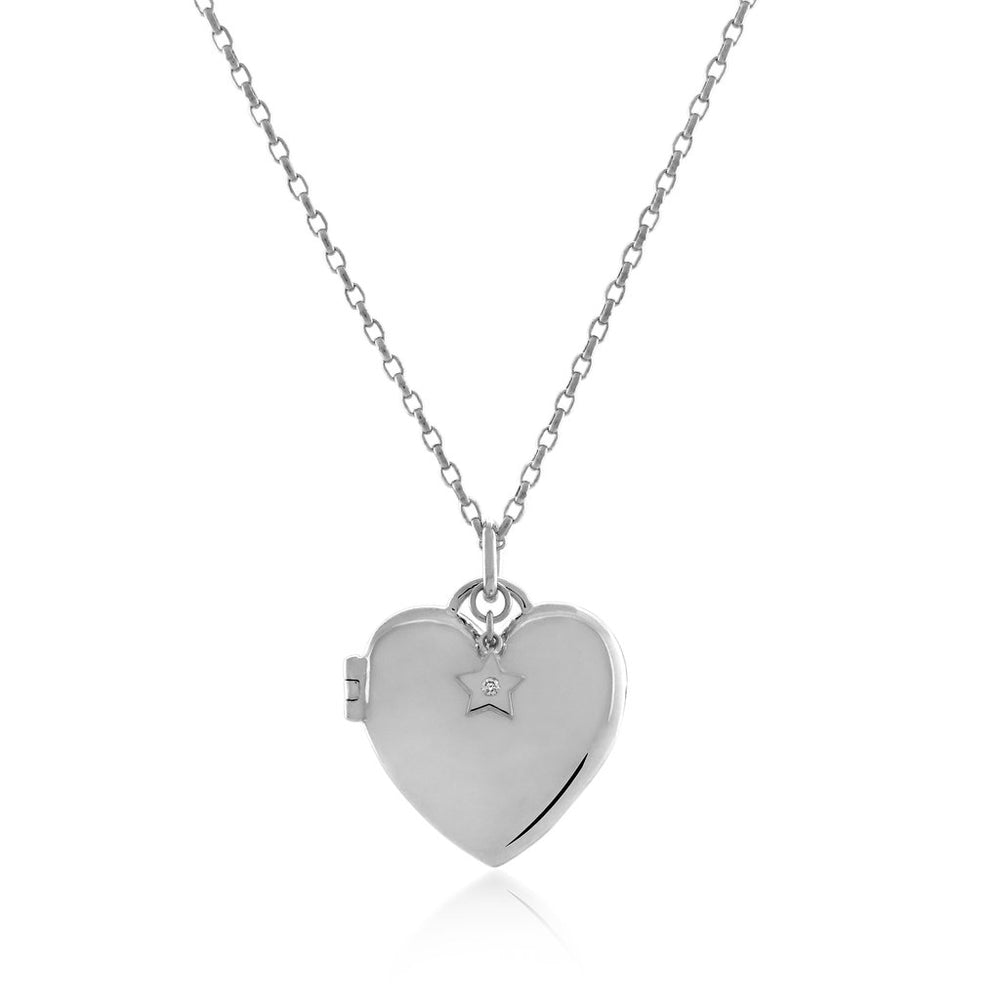 Mia Locket Necklace