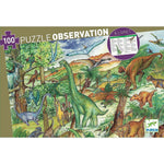 Dinosaurs Puzzle 100pce