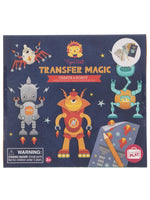 Transfer Magic Create A Robot