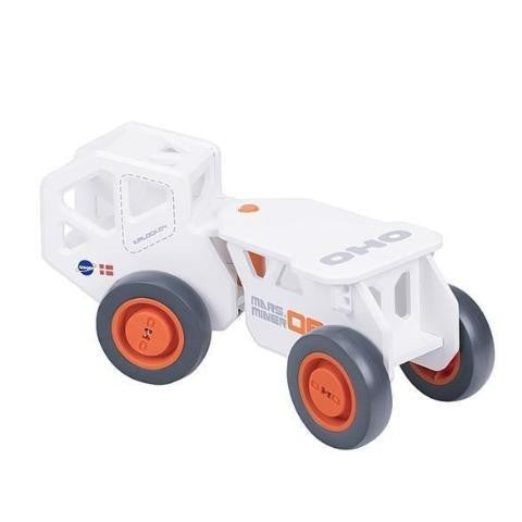 Moover OHO Ride-on Dump Truck White