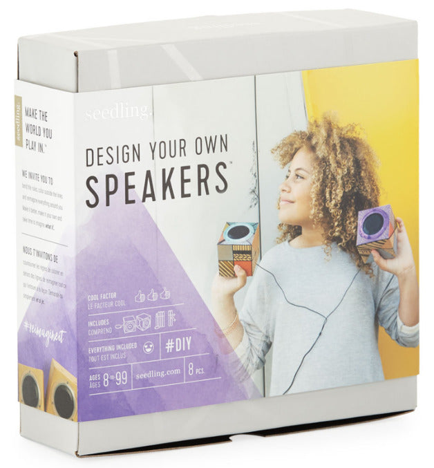 Design Your Own Cardboard Speakers