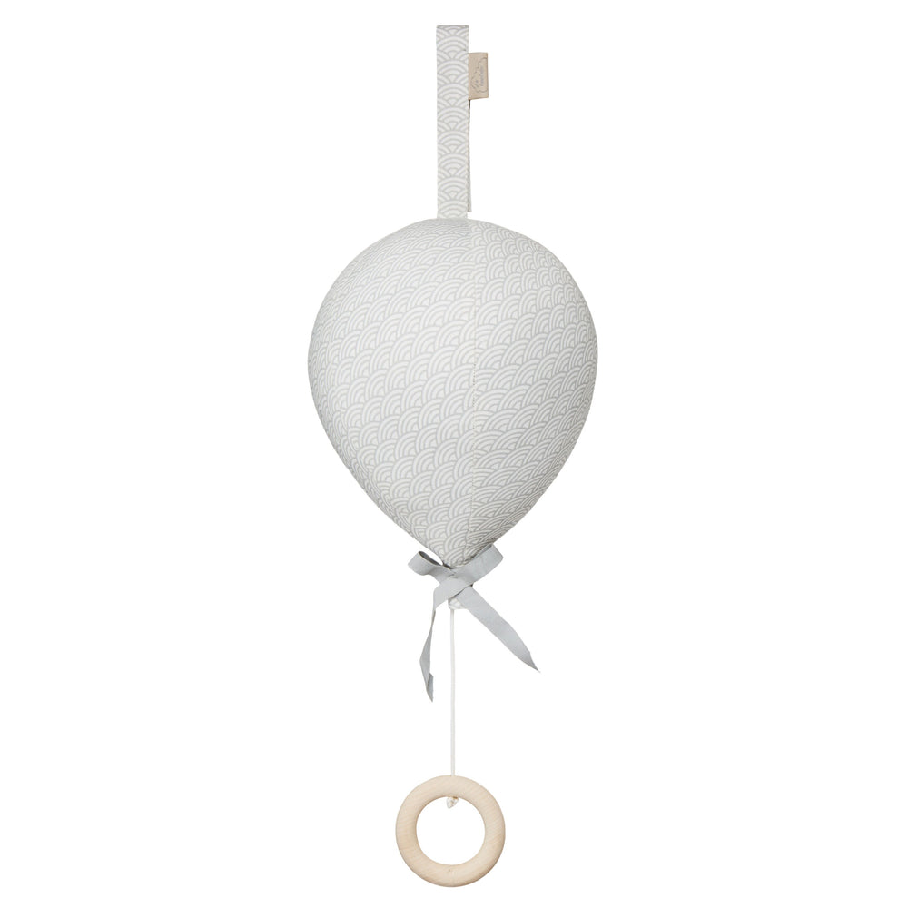 CAM CAM Balloon Music Mobile Grey Wave