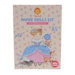 Paper Dolls Kit Princesses & Belle