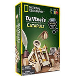 National Geographic DaVinci Inventions Catapult