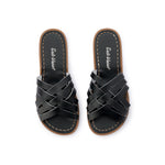 Saltwater Sandal Retro Slide Black (Last Sizes EU37 & EU39)