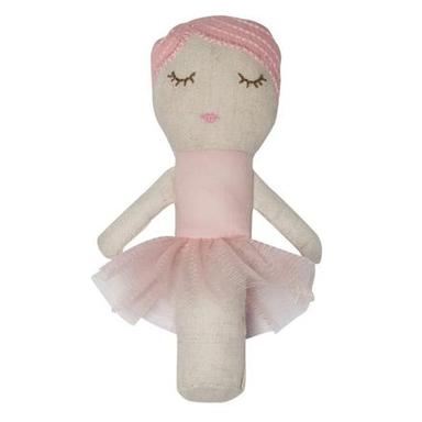 Princess Isabelle Doll Rattle