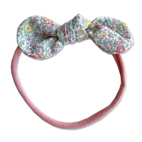 Anna Bow Elastic Spring Flowers