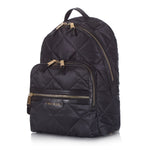 Tiba + Marl Elwood Backpack Quilted Black