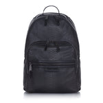 Tiba + Marl Elwood Backpack Black Snake