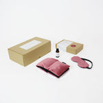 Camden Co. Therapy Wheat Bag Gift Set Blush Velvet