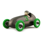 Bruno Gunmetal Green Wheels