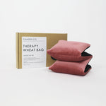 Camden Co. Therapy Wheat Bag Blush Velvet