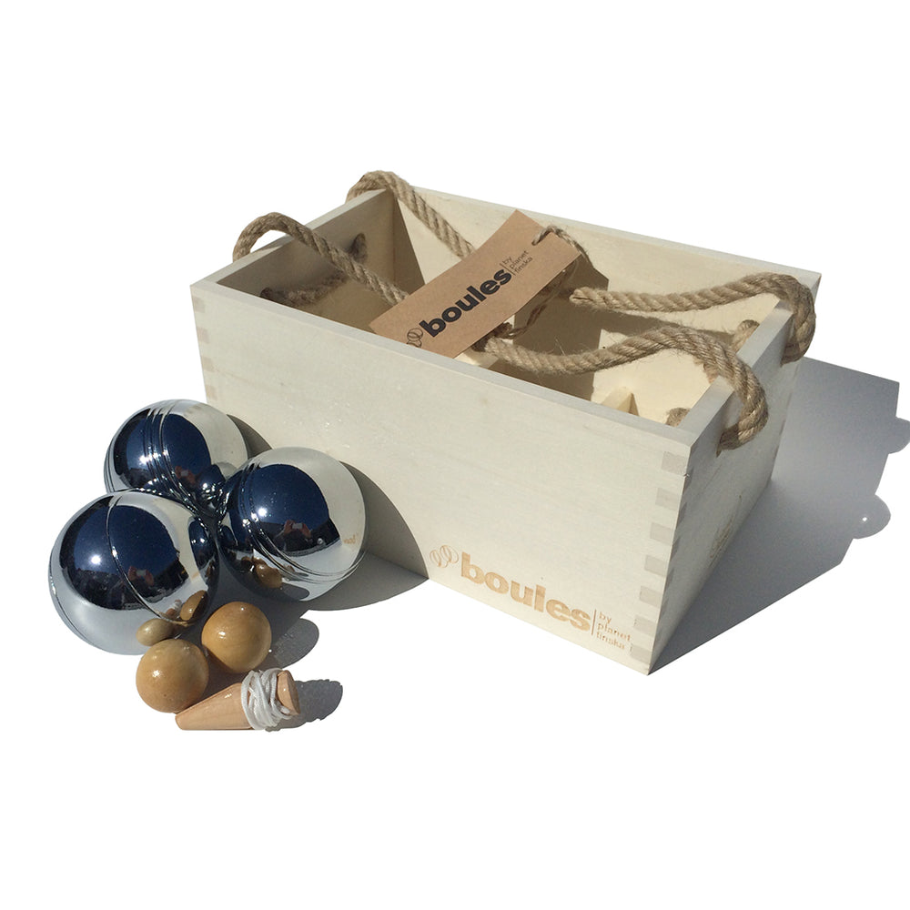 Premium Boules in Carry Crate